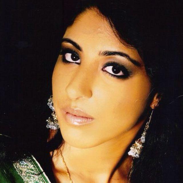 Smokey Indian Eye Makeup - www.kaleera.com (With images ...