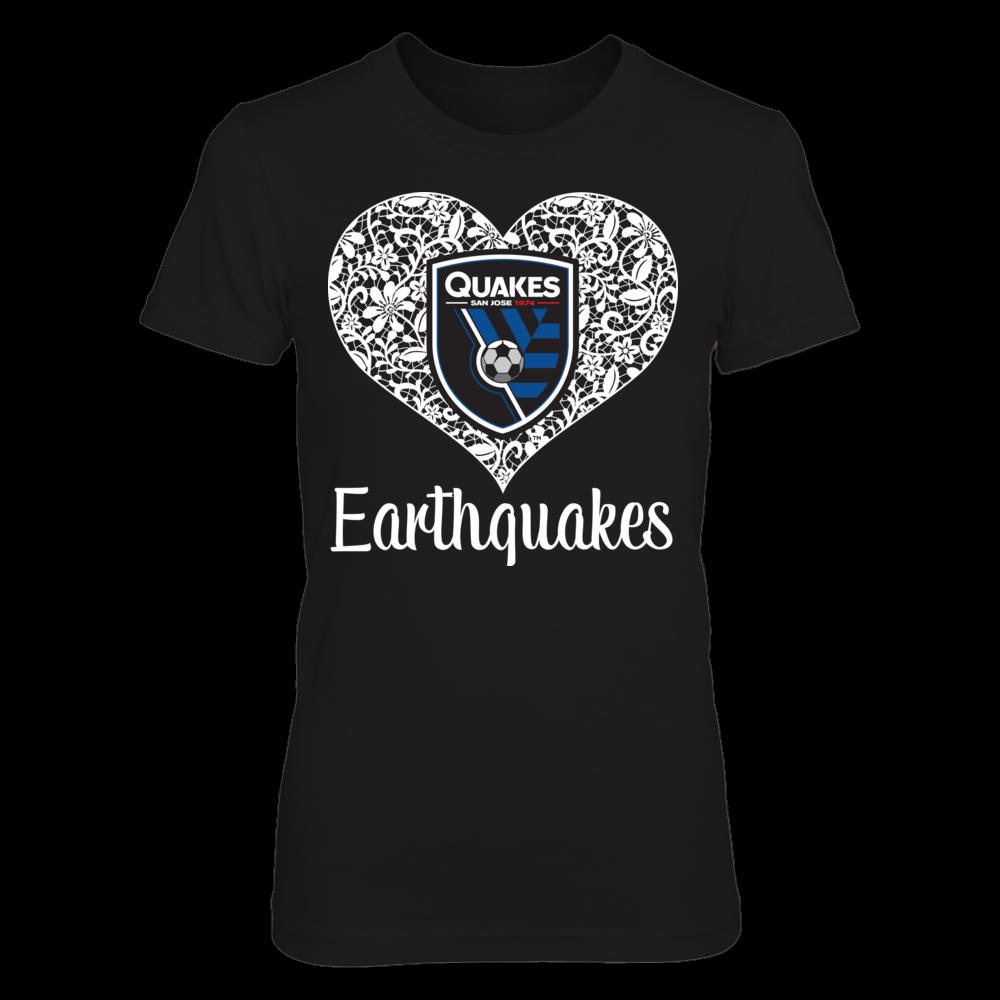 Lace Logo San Jose Earthquakes San Jose Earthquakes
