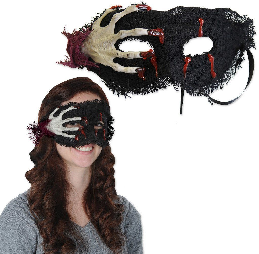 Skeleton Hand Mask