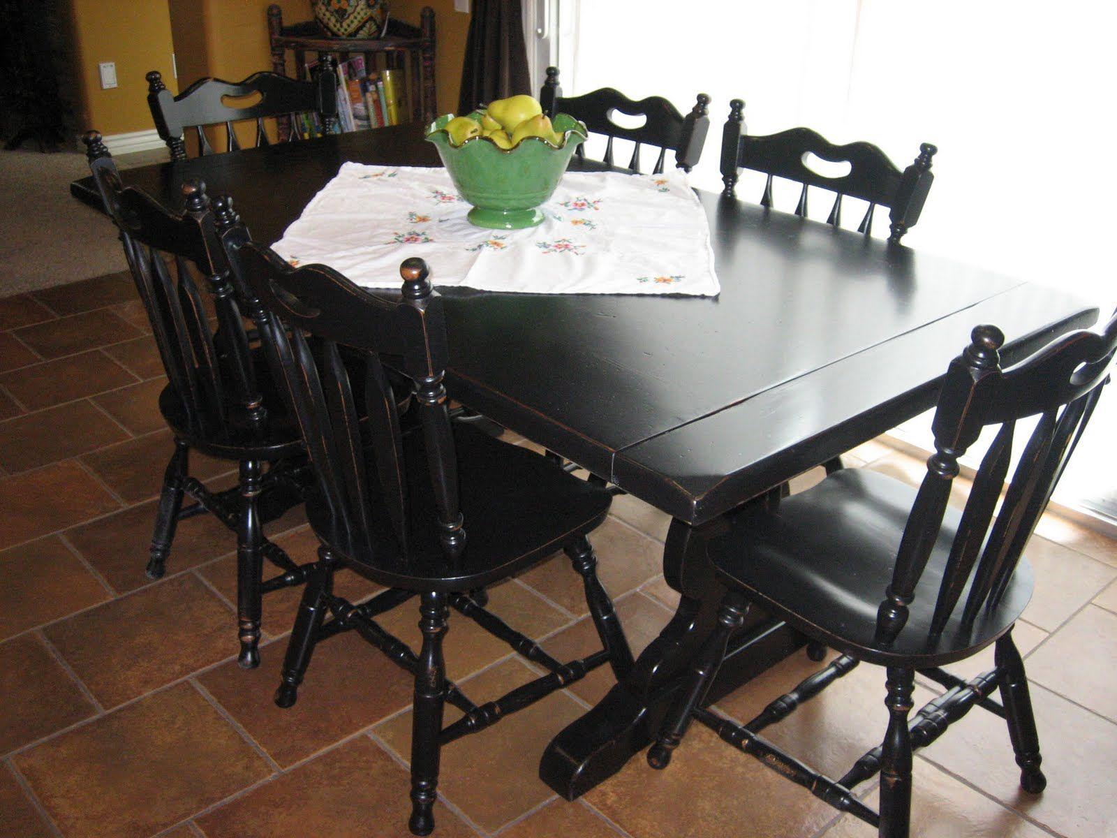Farm Style Dining Room Set