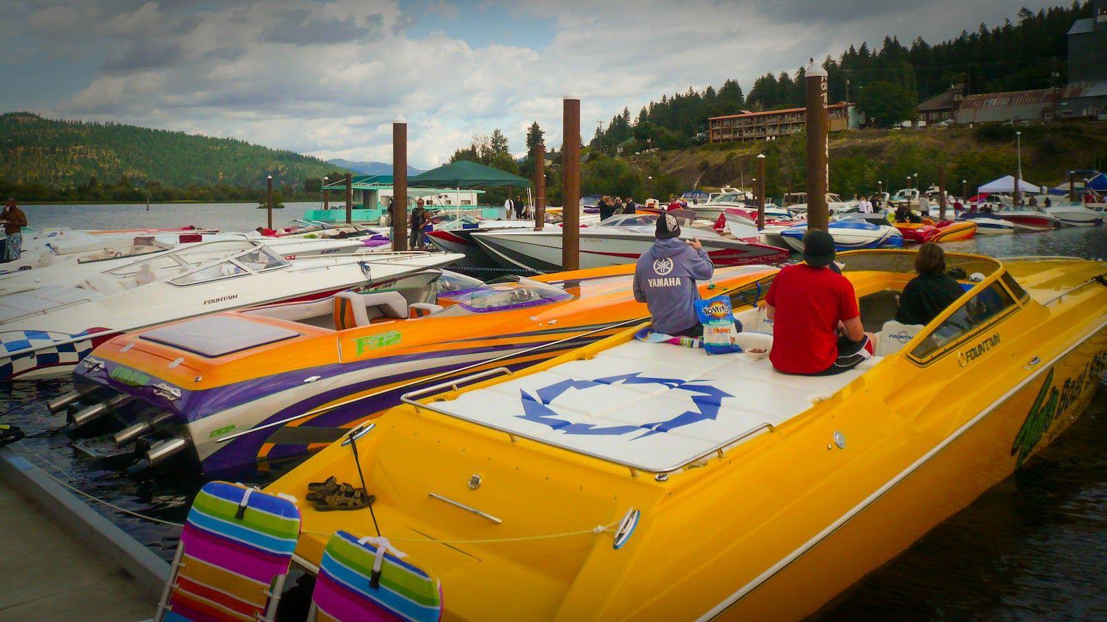 Coeur dalene performance boat regatta aug 18th