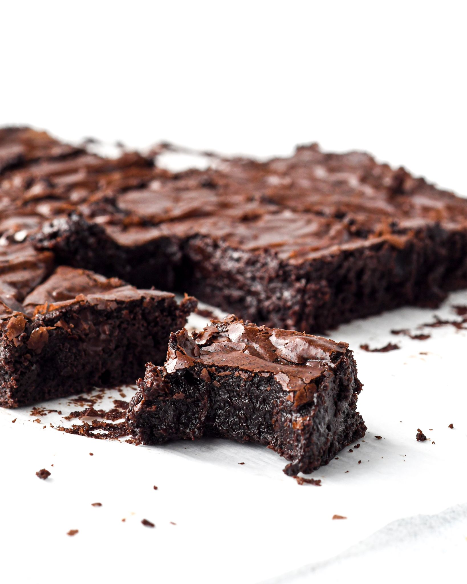 Always Shiny Top Thick Cocoa Brownies Buttermilk In 2020 Cocoa Brownies Cocoa Recipes Brownie Ingredients