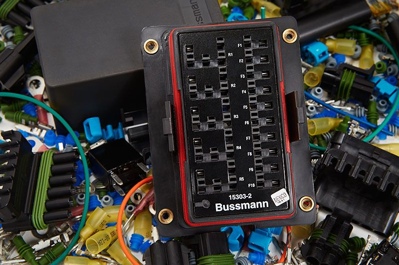 Diy Build And Install A Bussmann Rtmr Fuse Relay Block Installation Relay Diy