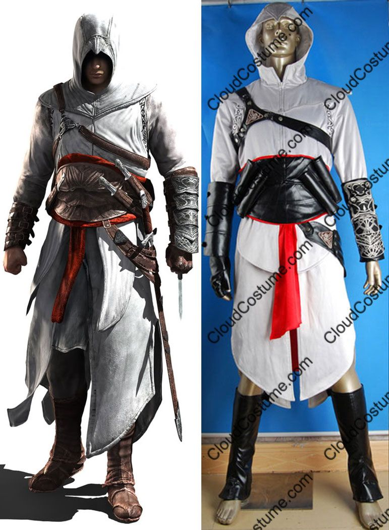 Hot Sale Assassin S Creed Altair Cosplay Costume Altair Outfit