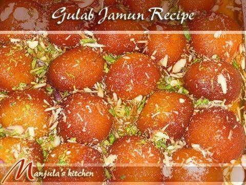 Gulab jamun manjulas kitchen indian vegetarian recipes gulab jamun manjulas kitchen indian vegetarian recipes cooking videos forumfinder Image collections