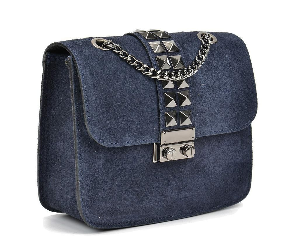 84aa3495f461 Geanta Bernadine BlueSKU: 1141180 | Brand: Mangotti | bags ekkor ...