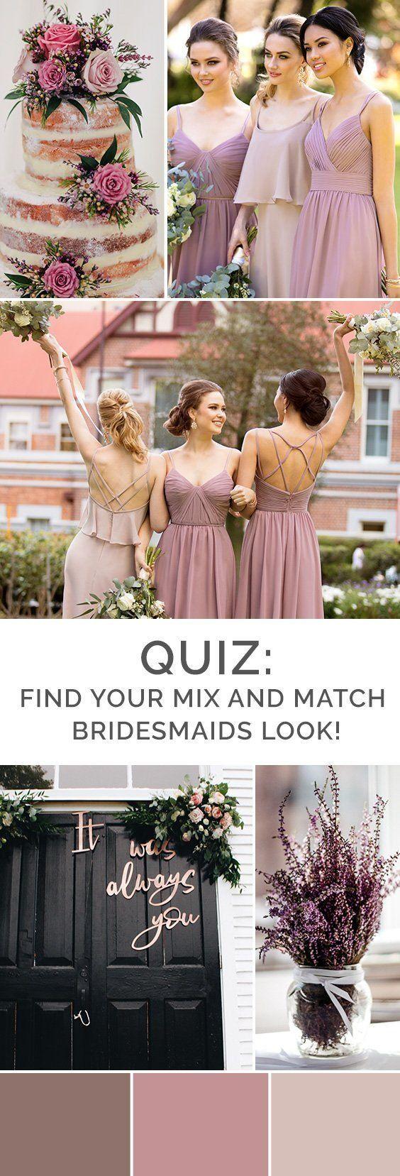 Whatus your mixandmatch bridesmaid style kitchens pinterest