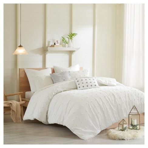 Ivory Kay Comforter Set (Twin/Twin XL) Comforter sets