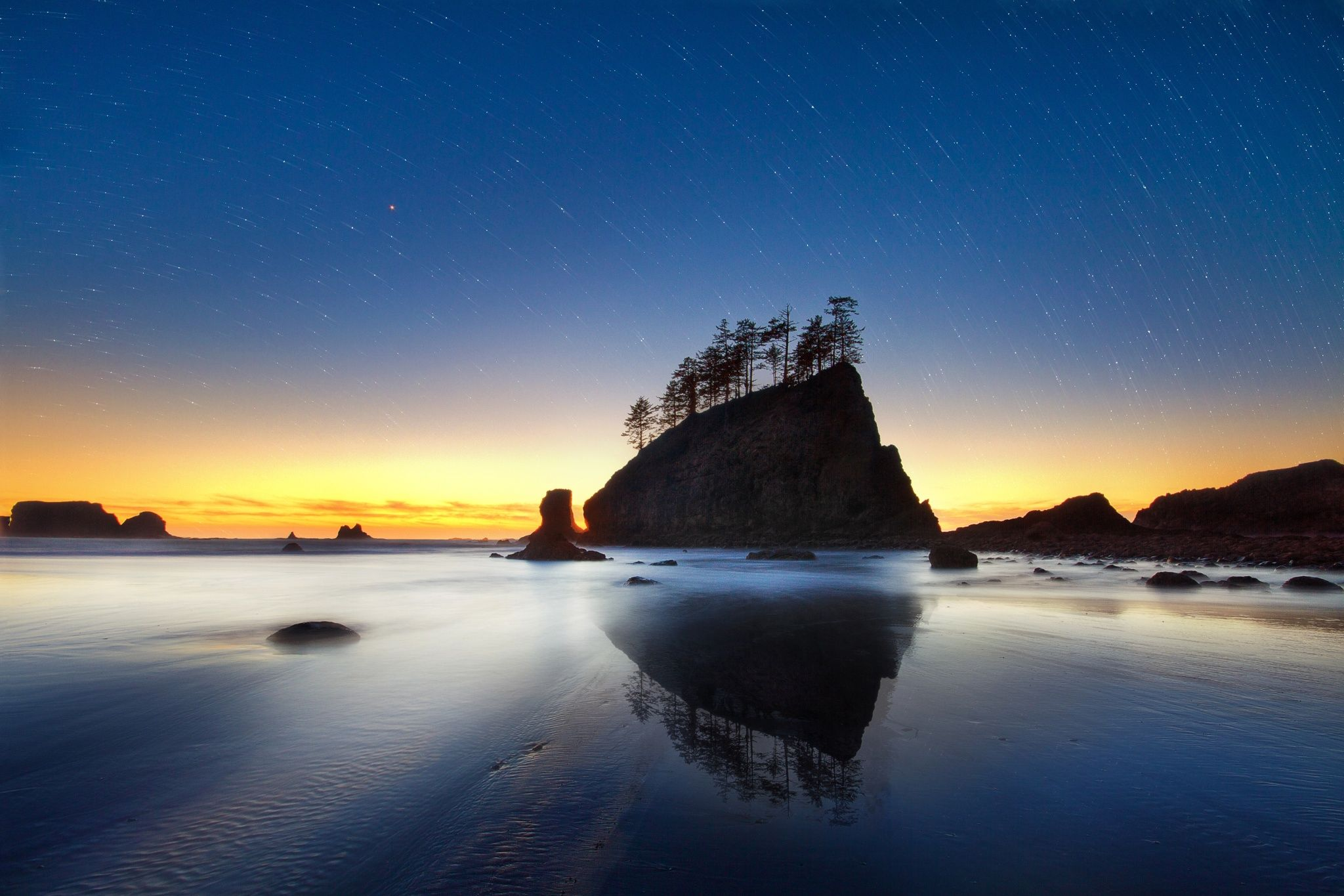 Come Join Us An Amazing Sunset On Second Beach In La Push Wa