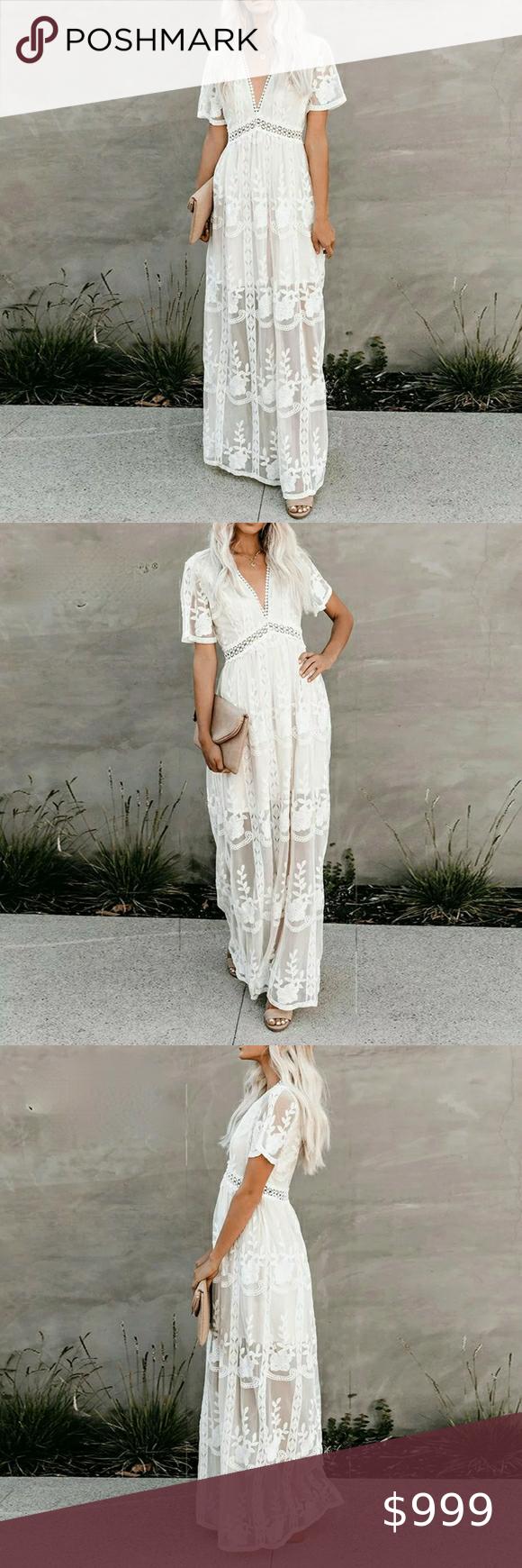 Nwt Gorgeous Lace Overlay Boho Maxi Dress Small Boho Maxi Dress White Lace Boho Maxi Dress White Lace Dress Boho [ 1740 x 580 Pixel ]