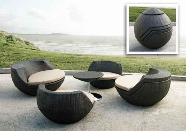 space saving outdoor furniture - Google Search - Space Saving Outdoor Furniture - Google Search Garden Pinterest