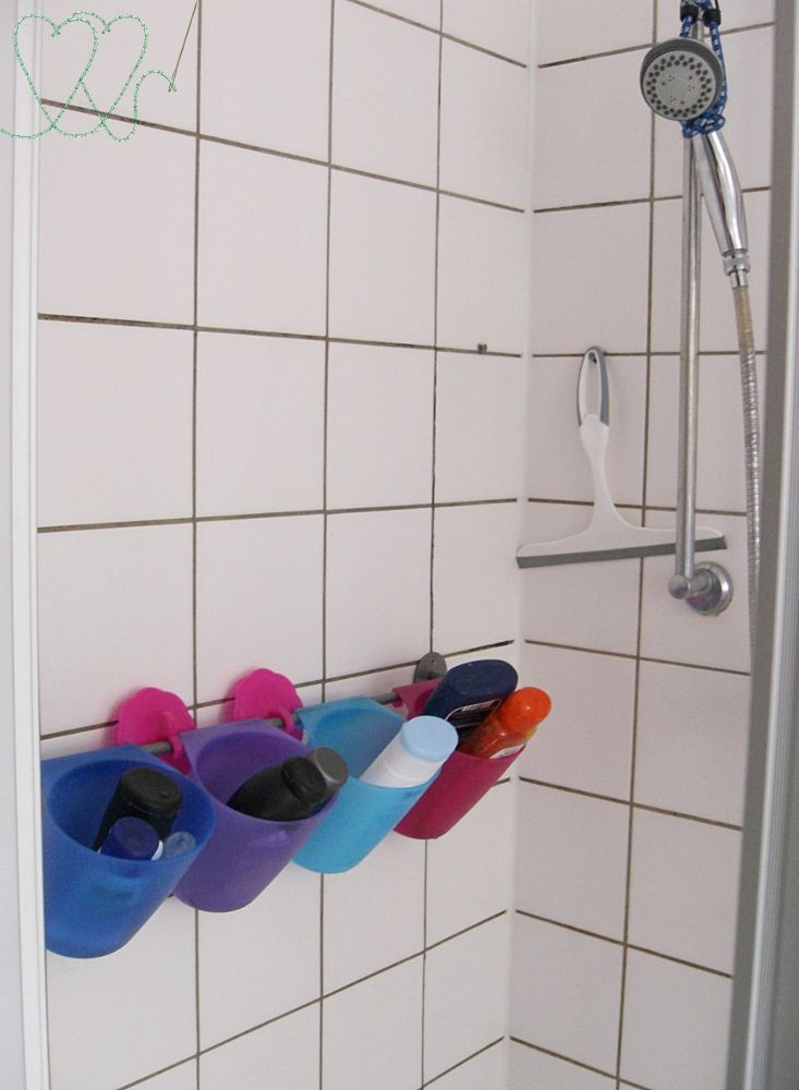 Bathroom ikea bygel meets shower decorate your home Towel storage ideas ikea