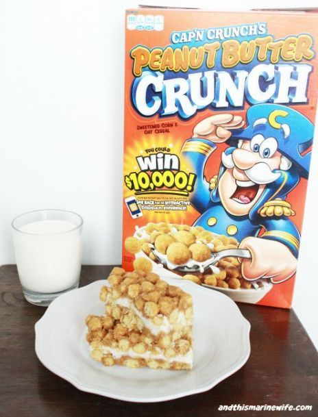 Capn crunch milk cereal snack bars cereal school lunch and bar remember having milk cereal bars in your school lunches growing up now you can ccuart Image collections