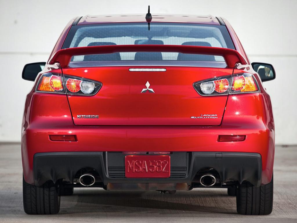 2014 Mitsubishi Lancer Evolution Photos Mitsubishi