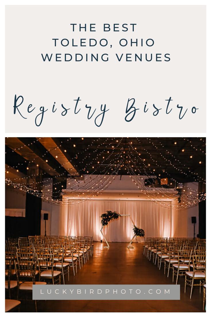 Registry Bistro Wedding Guide In 2020 Industrial Wedding Venues Wedding Venues Industrial Wedding