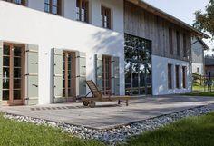 Veranda bauernhaus  Modernes bauernhaus … | Pinteres…