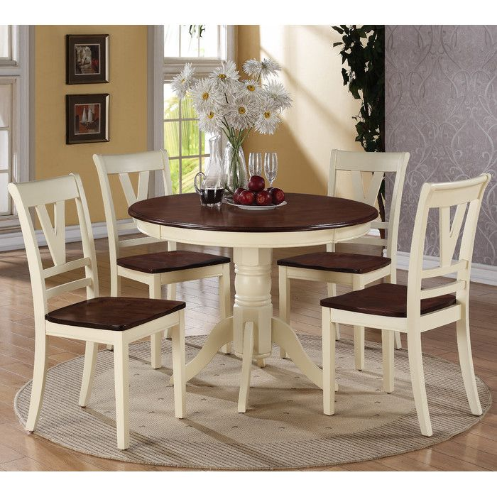 Shop Wayfair For Kitchen & Dining Room Sets To Match Every Style Amazing Cherry Wood Dining Room Set Review