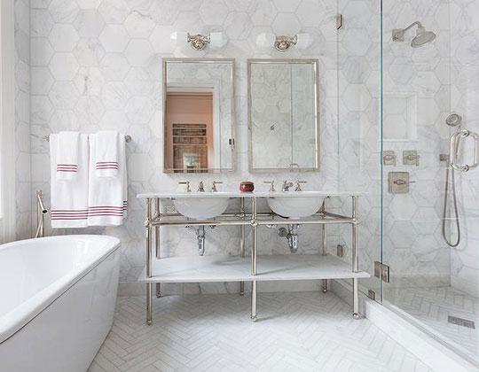 Best Quality Hexagon Wall Tiles Wholesale Vendor Hanse Wall Tile Manufacturer In 2020 Small Bathroom Tiles Luxury Tile Bathroom Inspiration
