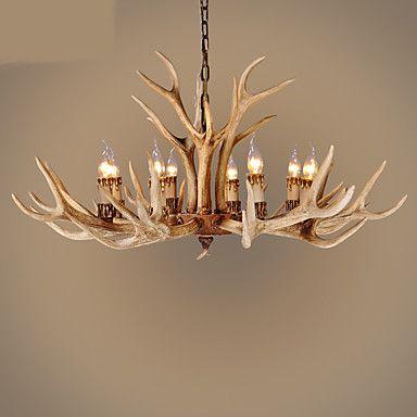 R tro lampe suspendue pour salle de s jour chambre coucher salle manger bureau bureau de - Lampe pour chambre a coucher ...