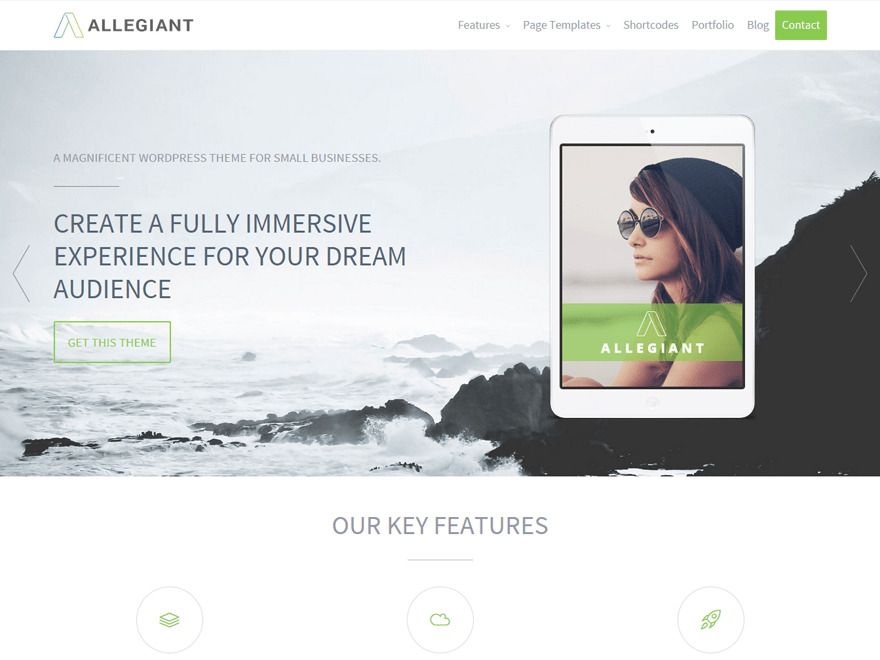 Do you need free wordpress business themes for your website then do you need free wordpress business themes for your website then here are some of the very best wordpress themes for your business project website an wajeb Gallery