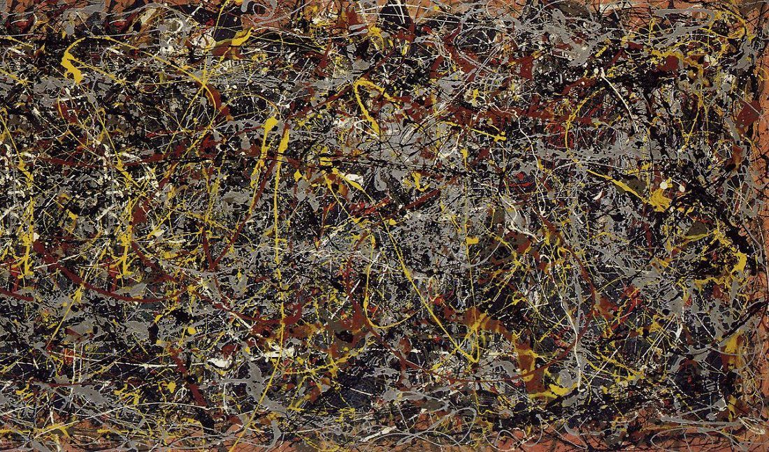 Top 5 Most Expensive Paintings Ever Sold | Jackson pollock ...