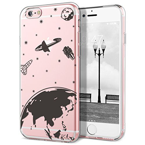 coque iphone 8 plus silicone transparent motif