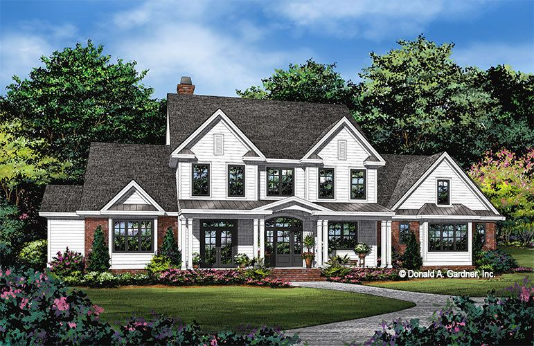 The Lorenzo House Plan 6005 Is Now Available  4164 Sq Ft
