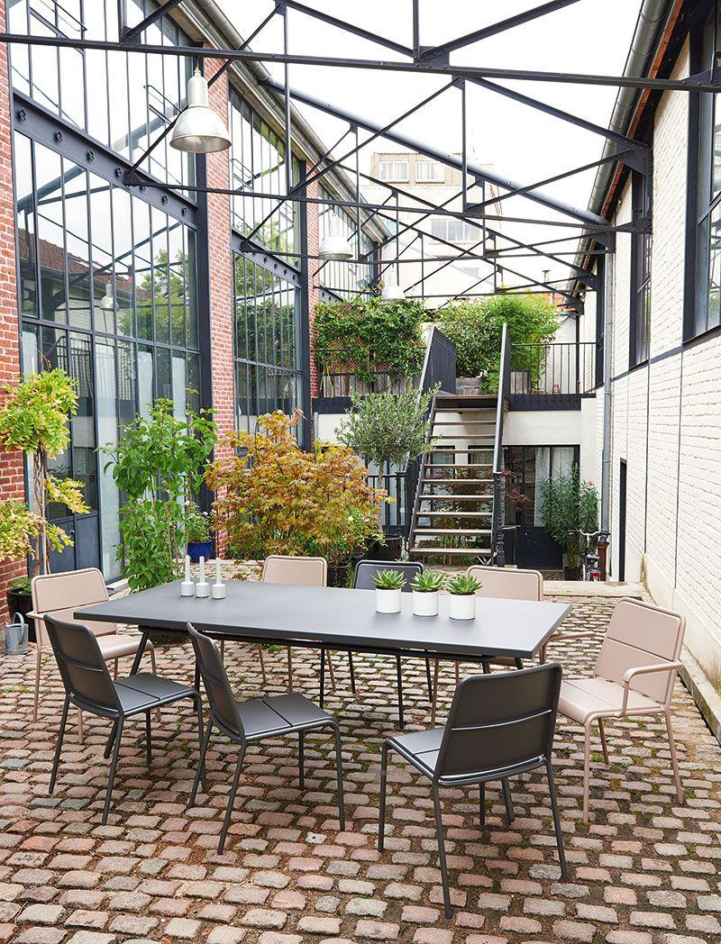 Truffaut design est la nouvelle marque de mobilier de for Mobilier jardin truffaut