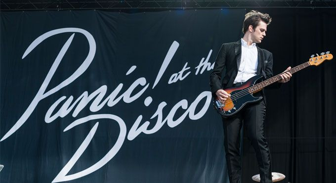 "la devotee patd lyrics | Panic! At The Disco regresó con ""LA Devotee"""