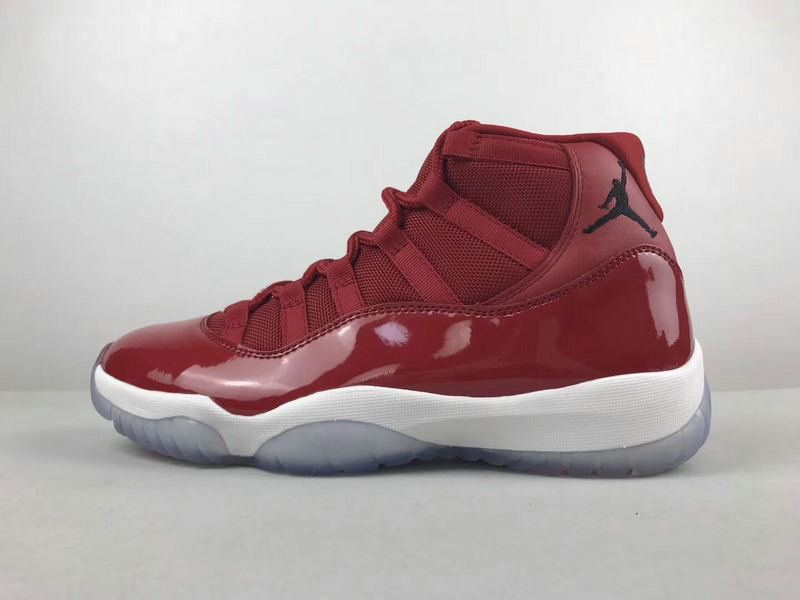 size 40 6d91b dc88d Popular Air Jordan 11 Retro Gym Red Black Win Like 96 378037-623 Size US