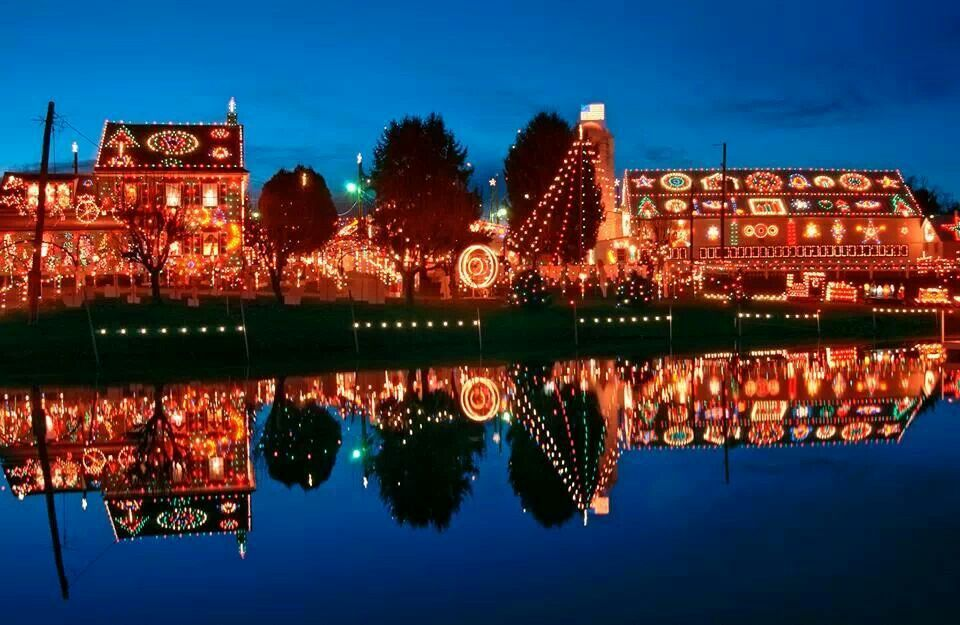 Koziars christmas village must go here with someone