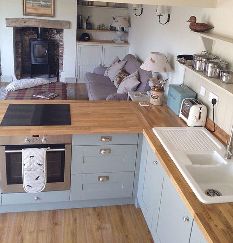 44 Genius Small Cottage Kitchen Design Ideas Design Small Cottage Kitchen Cottage Kitchen Design Farmhouse Style Kitchen
