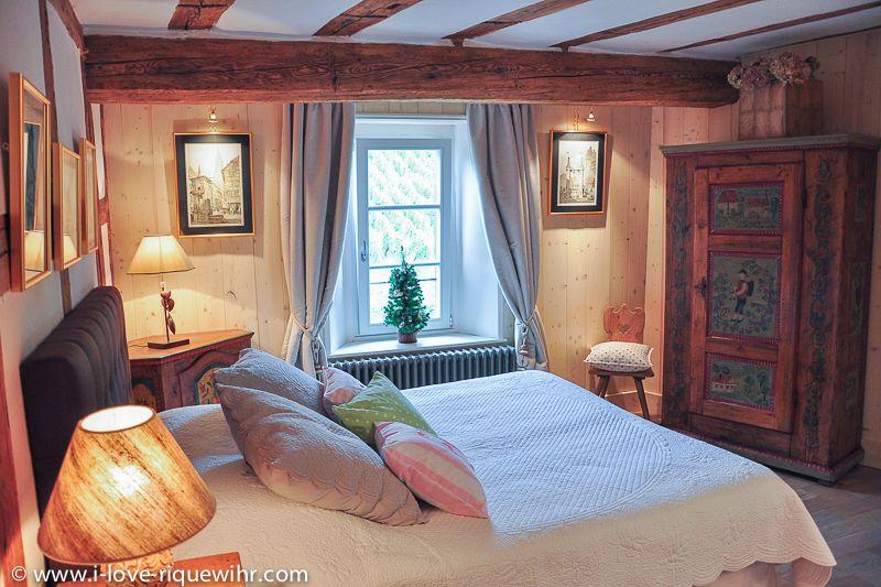 Renard Raisins Gite Luxe 2 Pers Riquewihr Gite Chambre D Hote Alsace