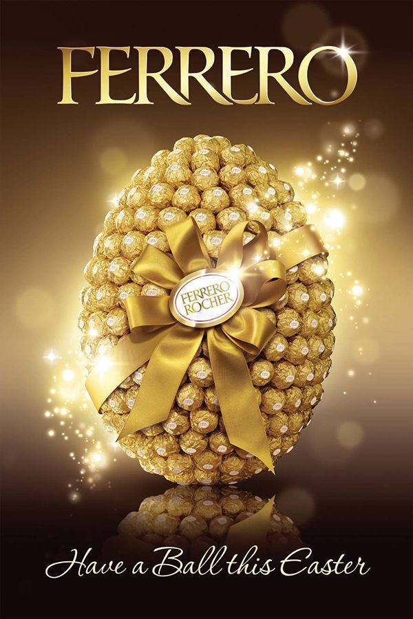 Chocolate Christmas Tree Cake Advert