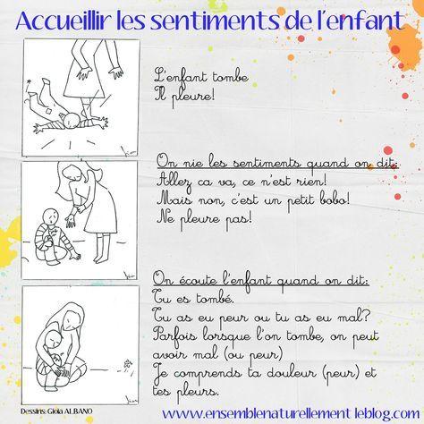 Lecture D Un Message Mail Orange Les Sentiments Developpement Enfant Enfant