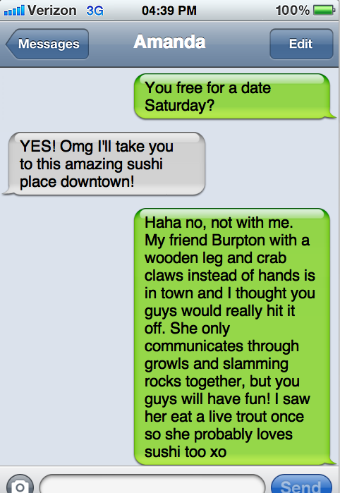 10 Text Message Signs You Are Definitely In The Friend -6422