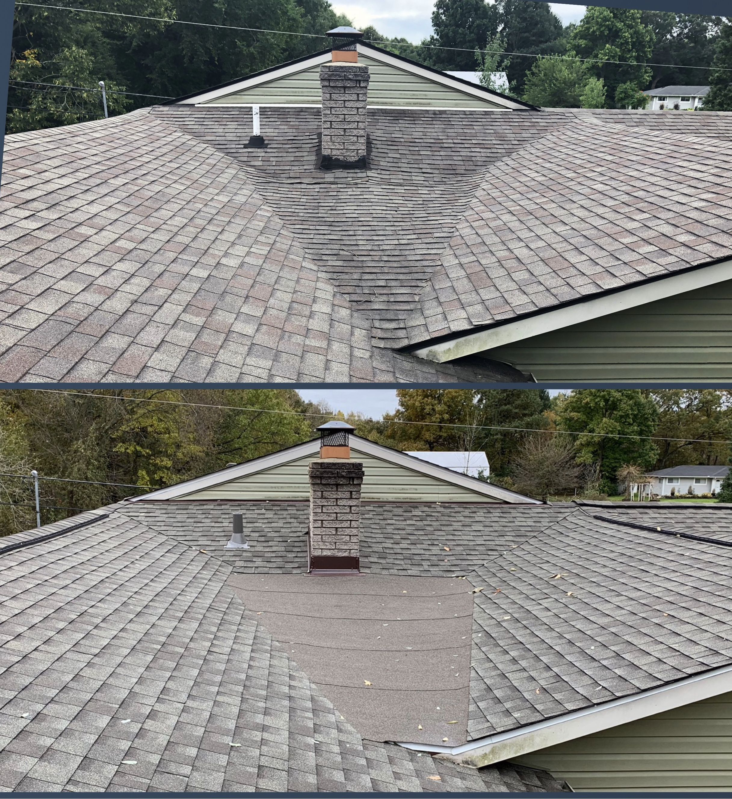 Best Roof Replacement Including New Gaf Liberty Rolled Roofing 400 x 300