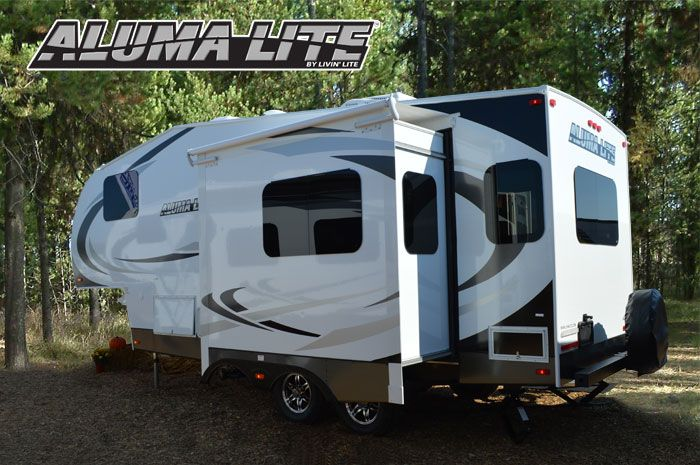 Half Ton Towable Fifth Wheels >> Camplite Alumalite 28rls Fifth Wheel Overall Length 27 4