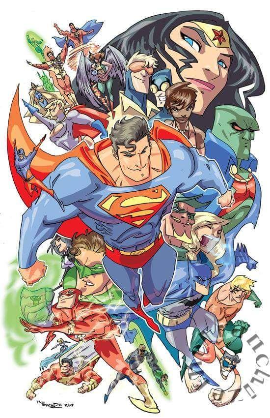 Twitter Dc comics art, Dc comics heroes, Superhero art