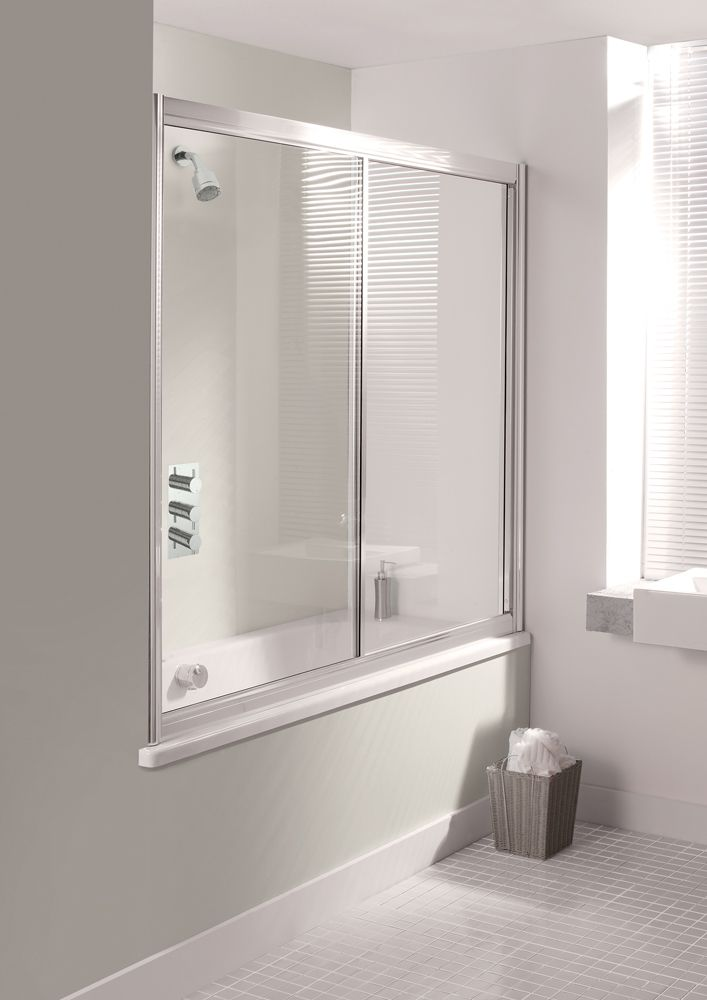 SUPREME Overbath Slider in Supreme | Simpsons - Shower Enclosure ...