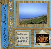 A Project by Annmbj from our Scrapbooking Gallery originally submitted 04/12/05 at 09:31 PM