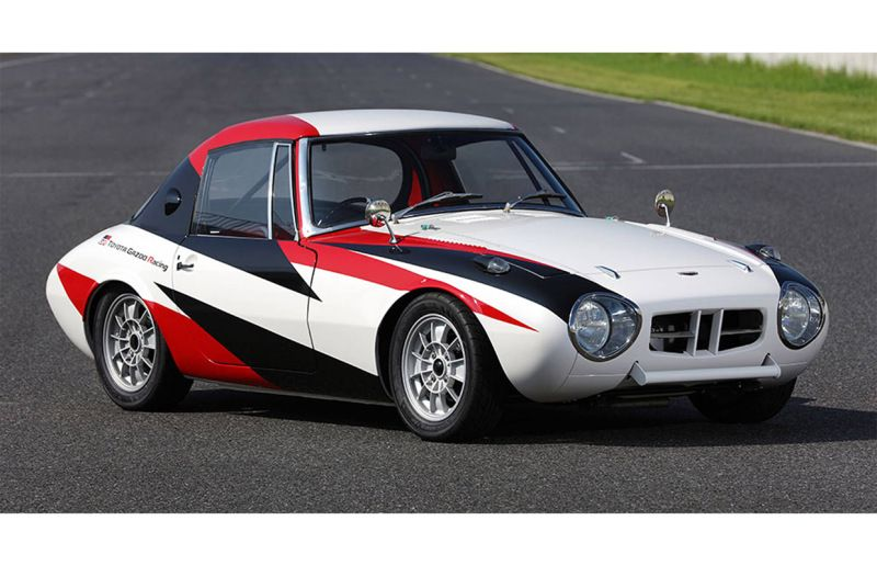 Toyota Race Cars >> Gazoo Racing Just Restored This Old Toyota Race Car And It S