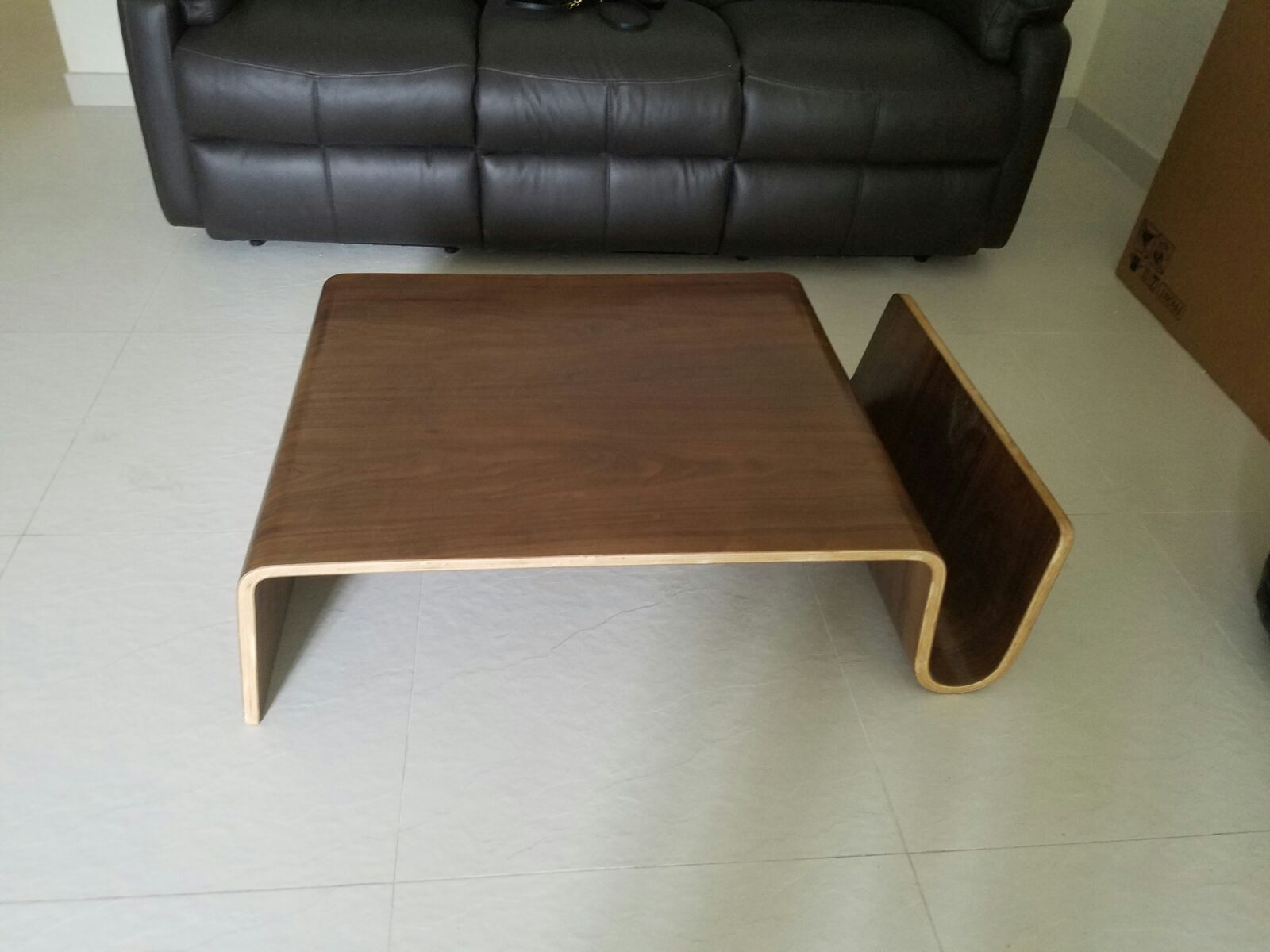 fi Scando Bent Plywood Coffee Table GW002 Tables