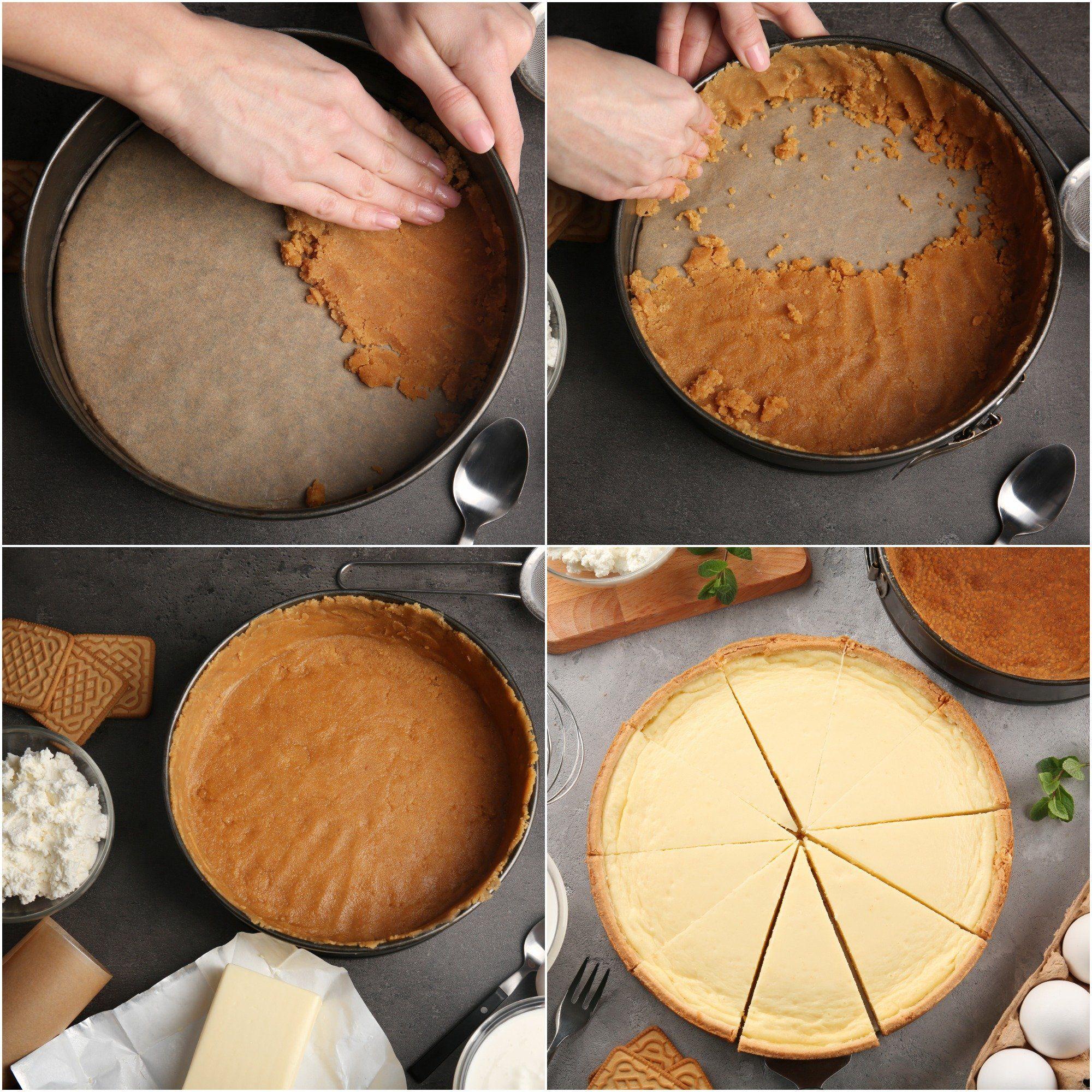 Instant pot springform cake pan leakproof 7 inch best
