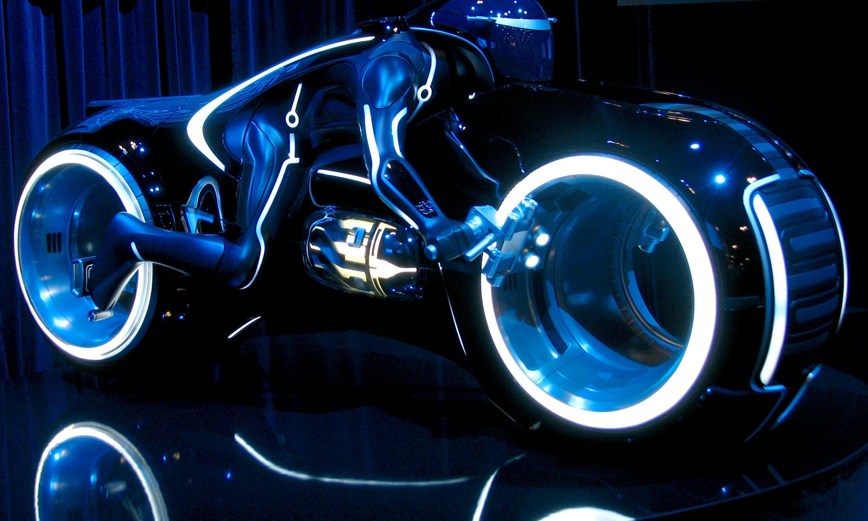 Wallpaper 3d Bike Tron Legacy Download: Tron Legacy Technology Amazing Technology For The Young
