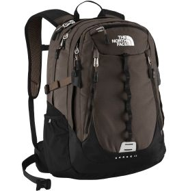 The North Face Surge II Backpack - Dick's Sporting Goods   $125-$20 for 2 days.  32 L.  Someone said it fit ryanair