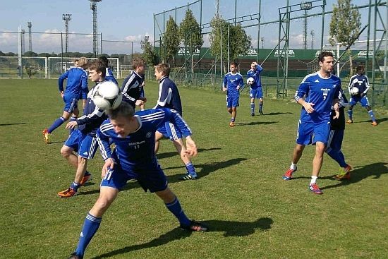 Training camp at Belek Turkey