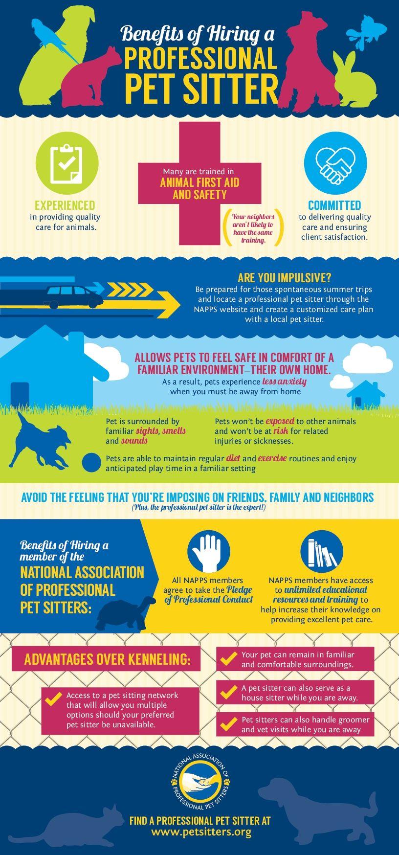 Benefits of hiring a professional pet sitter pet sitters