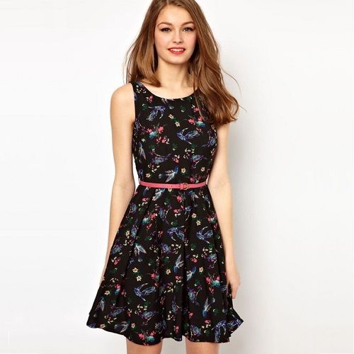 Casual Dresses For Summer Usage Of Teenager | Tattoos, hairstyles ...