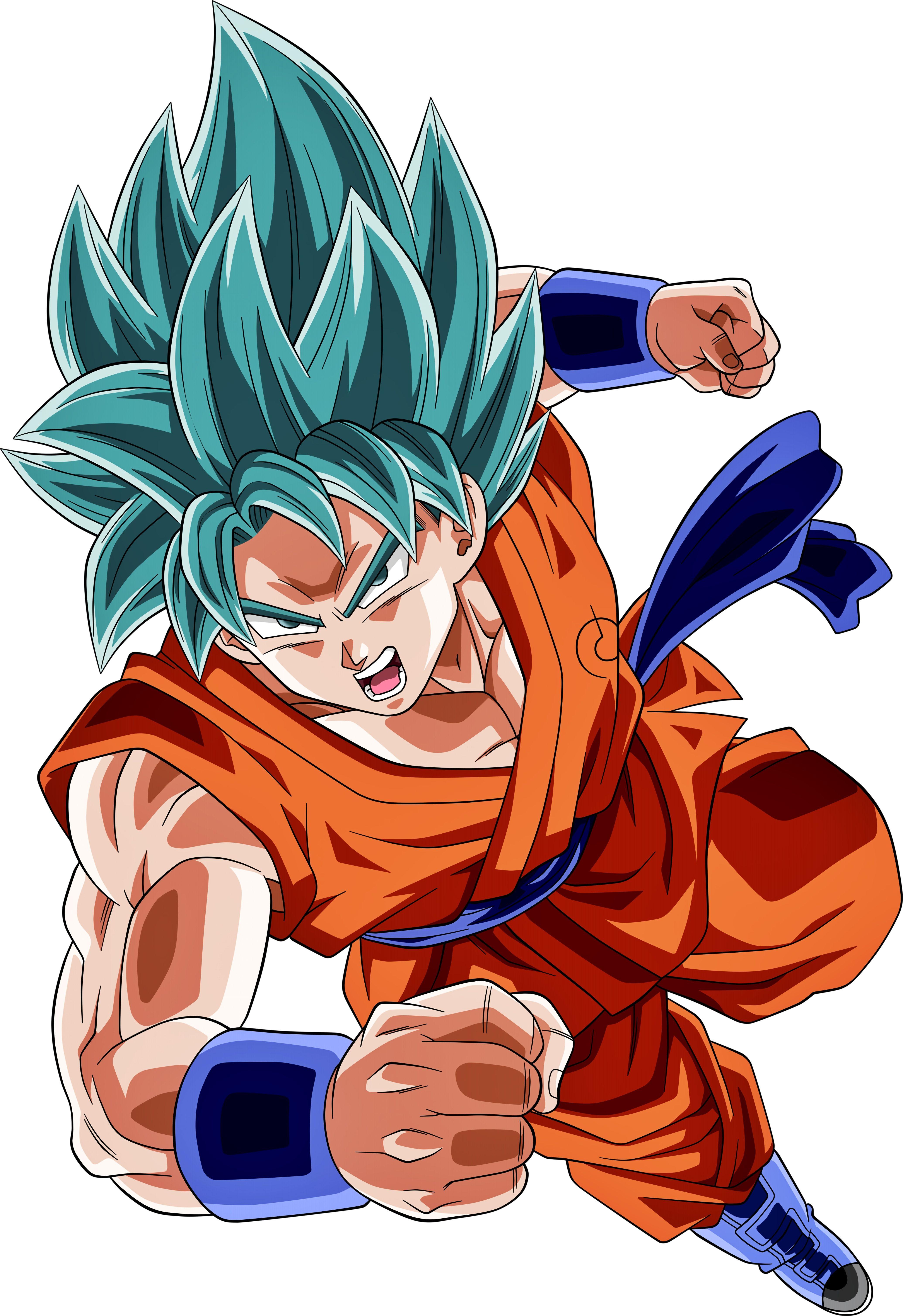 Goku SSJ Blue (Universo 7) Dragon ball super wallpapers